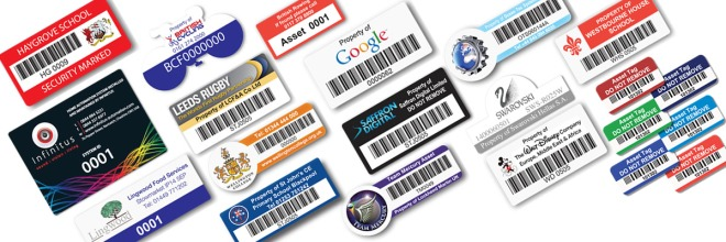 Quality asset labels for schools, academies and business in the UK
